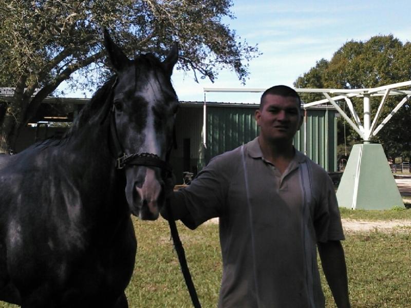 Adan and Master Jordan